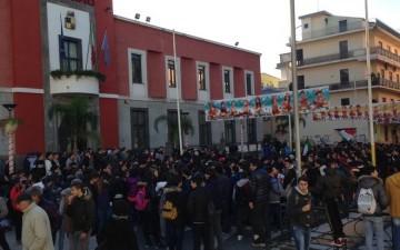 Studenti-e-Forconi-protestano-a-Battipaglia