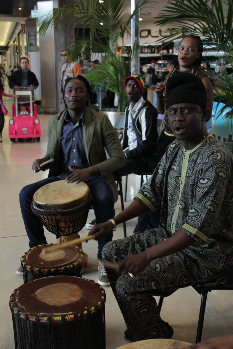 Suoni dal Mondo-senegalesi