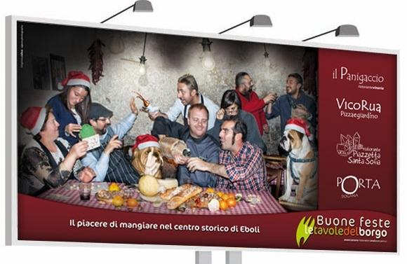 """I ristoratori de """"Le Tavole del Borgo"""""""