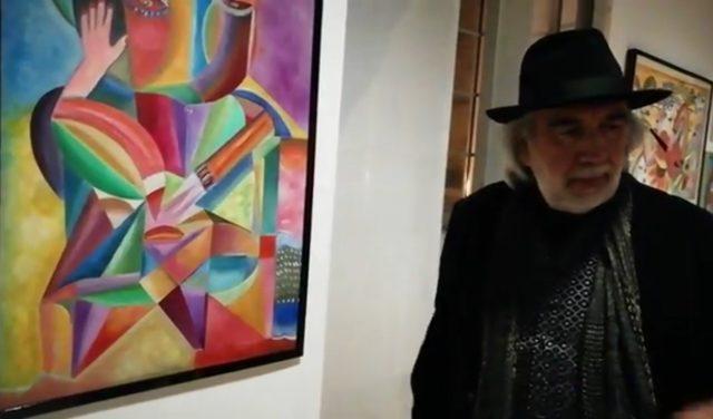 Teatro delle Arti-personale di arte contemporanea del Maestro Vito Mercurio