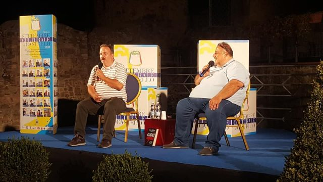 Luca Telese-Peppe Iannocelli-Agropoli-Settembre culturale