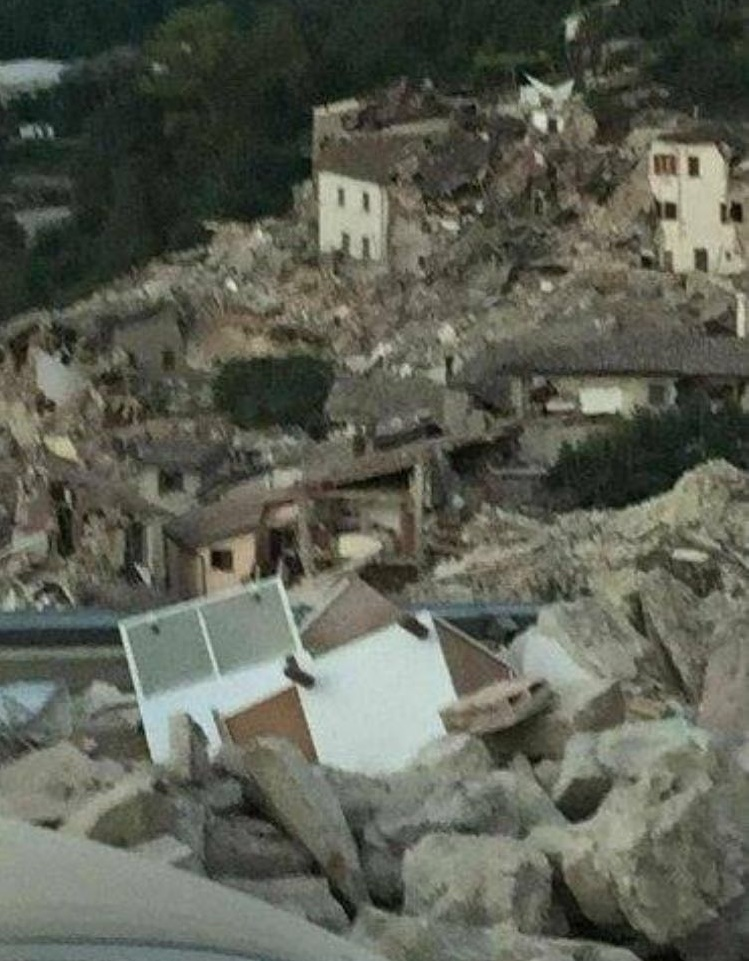 Terremoto Lazio 2016- Pescara del Tronto-1