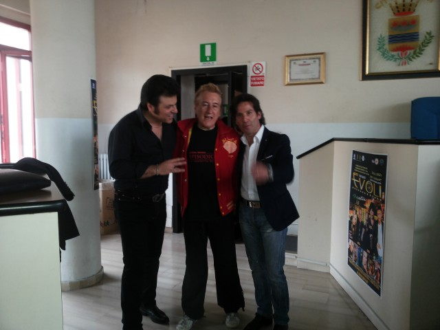 Tommy Lee-Dario Salvatori-Claudio D'Eboli