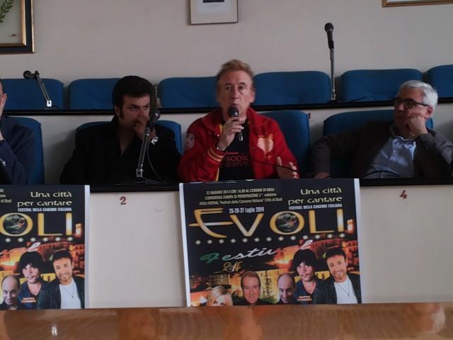 Tommy Lee-Dario Salvatori-Martino Melchionda