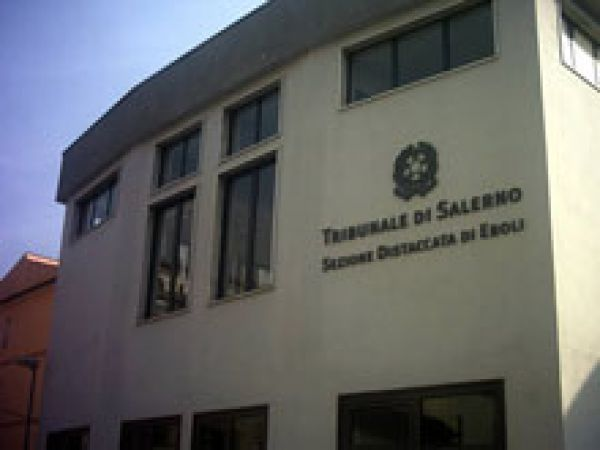 Tribunale di Eboli
