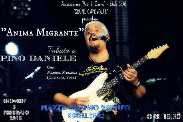 Tributo Pino Daniele