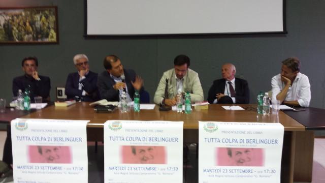 Tutta colpa di Berlinguer-Eboli-Landolfi-Melchionda-Adinolfi-Faenza-Berttinotti-Serra di Cassano