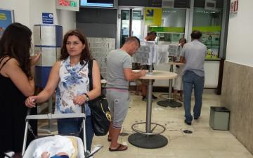 Ufficio Postale Eboli 1-interno