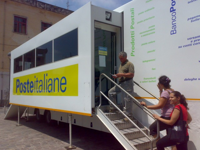 Ufficio Postale Mobile