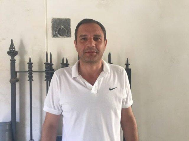 Vincenzo Marrazzo-Consigliere comunale-San Marzano sul Sarno