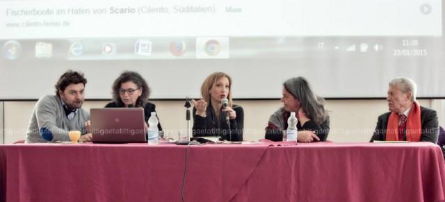 Valerio Calabrese, Antonella Dell'Orto, Daniela Palma, Maria De Biase, Francesco Muti