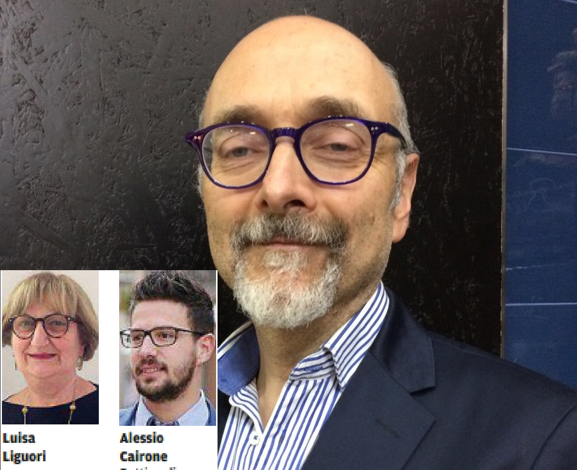 Valerio-Longo-Luisa Liguori-Alessio Cairone