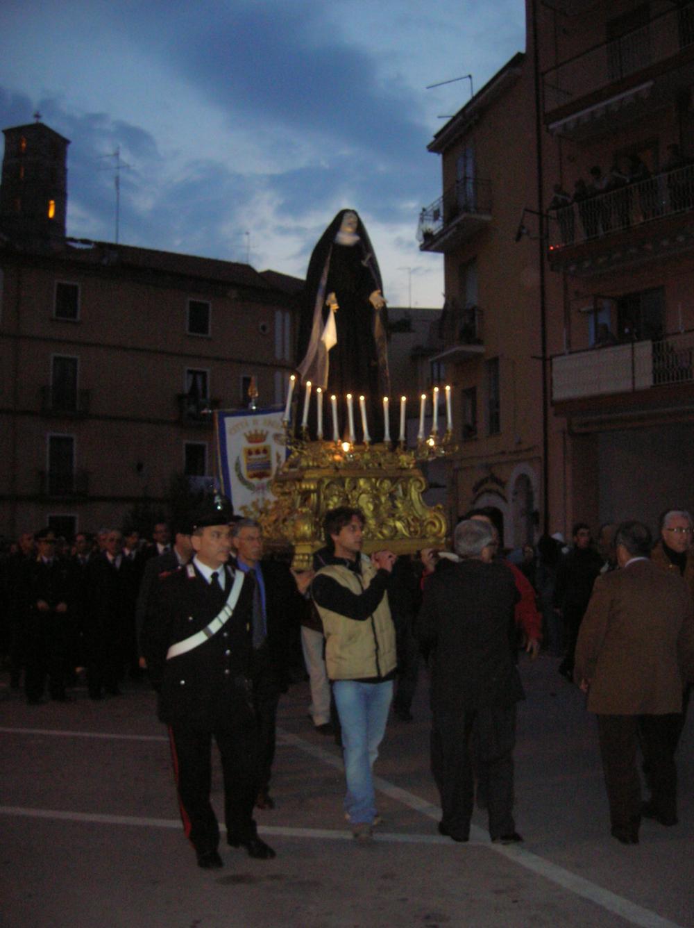 Venerdì Santo-Processione-Eboli-