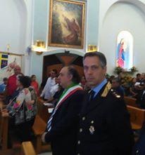 Vice Sindaco e Comandante  Polizia municipale