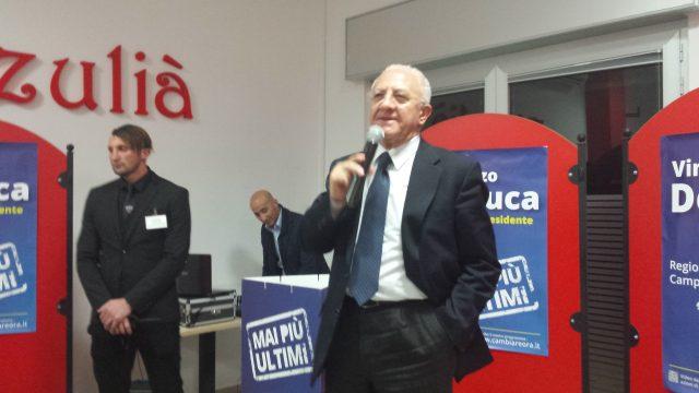 Vincenzo De Luca Pizzulià-Battipaglia