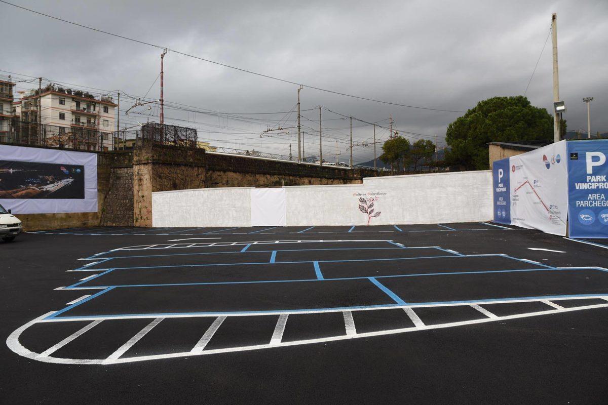 Inaugurato il Vinciprova Park 1: 250 nuovi posti auto ...