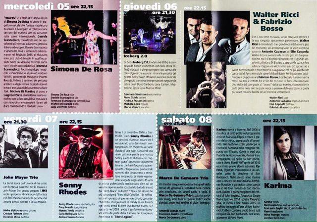 XII edizione di Alburni jazz & Blues Festival di Serre-i musicisti
