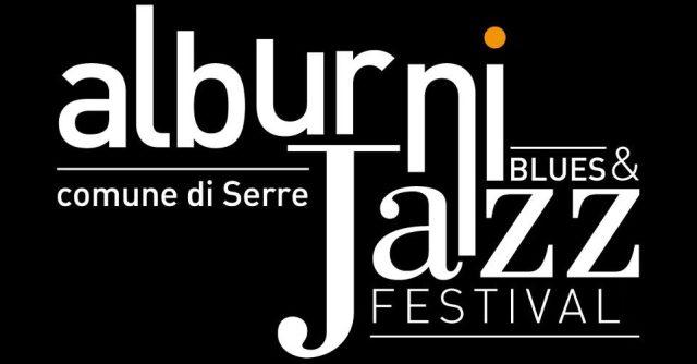 XII edizione di Alburni jazz & Blues Festival di Serre-logo