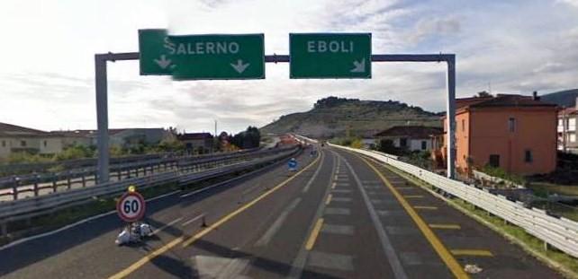 Uscita autostradale di Eboli