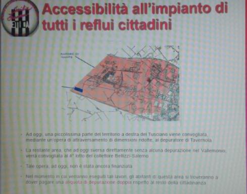 accessibilità impianto