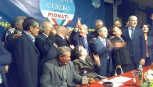 AdC I candidati con Del Mese