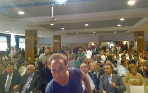 Salerno Presentazione Lista AdC