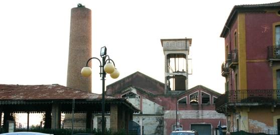 Ex Fabbrica Baratta-Battipaglia