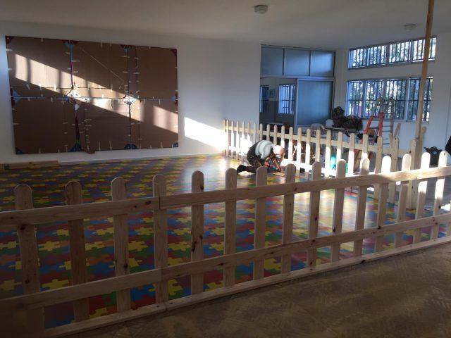 Agropoli-donazione area ludica-scuola Libano