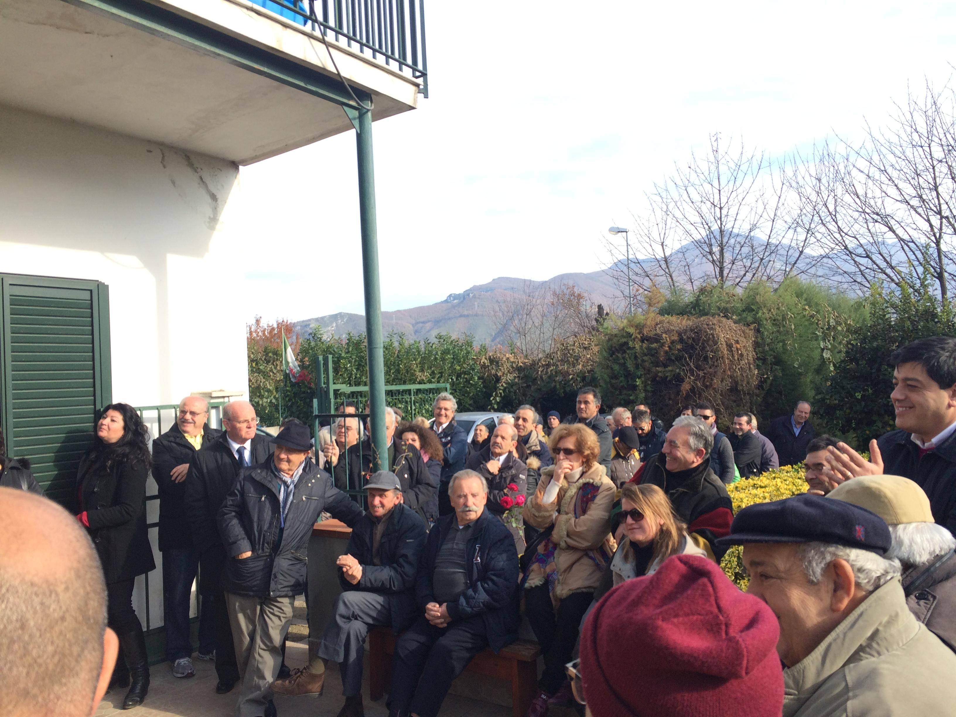 assemblea Amici della Terra Mercato San Severino