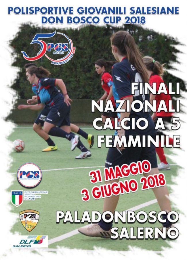 Finali nazionali calcio a 5 femminili Salerno