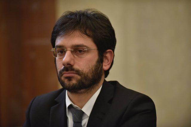 Angelo Tofalo-Sottosegretario Difesa
