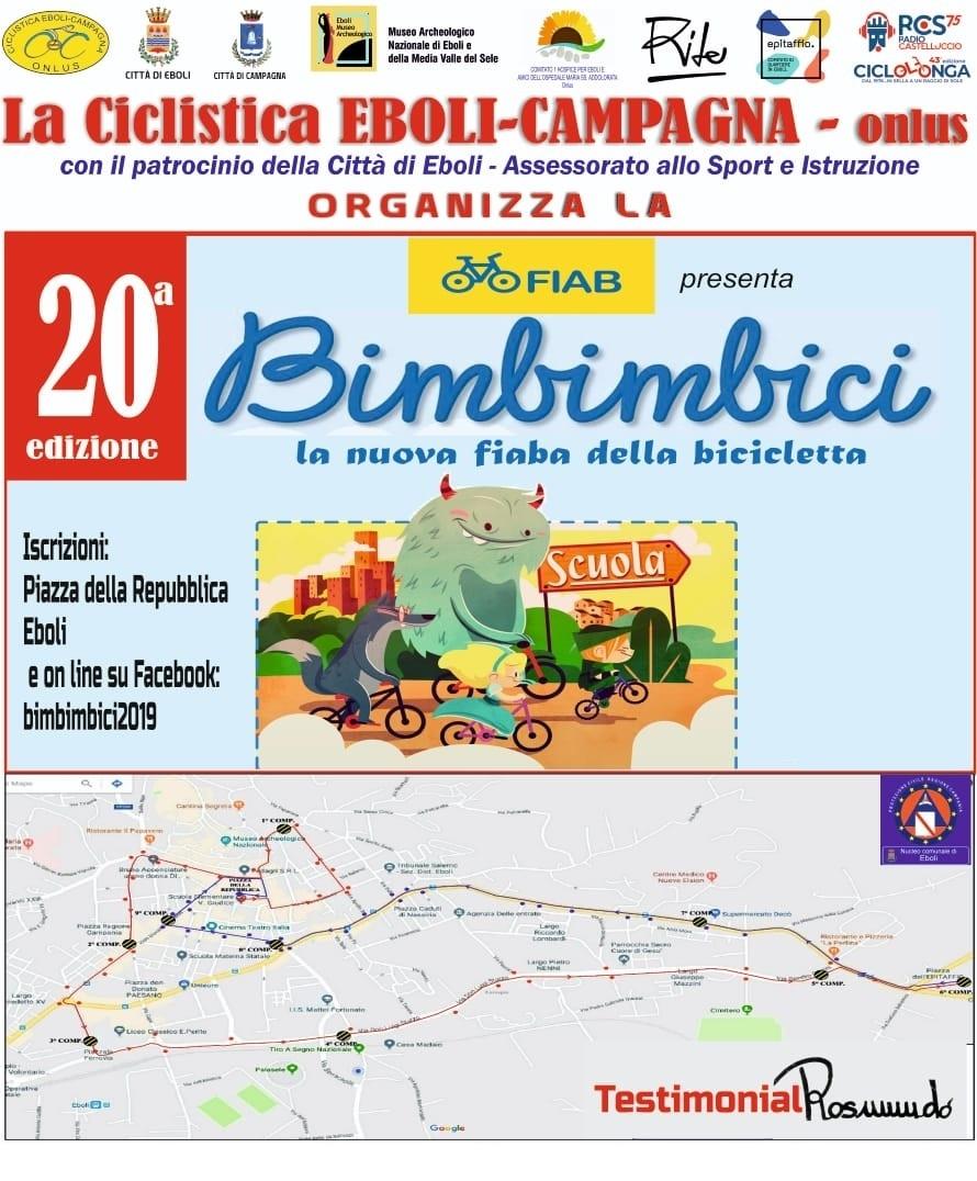 BIMBIMBINBICI-XX Edizione