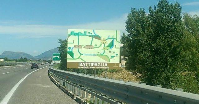 cartellone Battipaglia si promuove