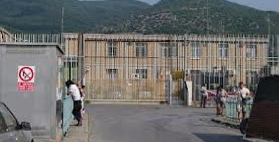 casa circondariale Salerno