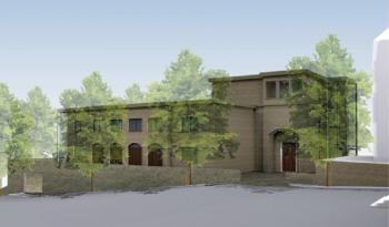 centro polifunzionale-casa del pellegrino-Eboli