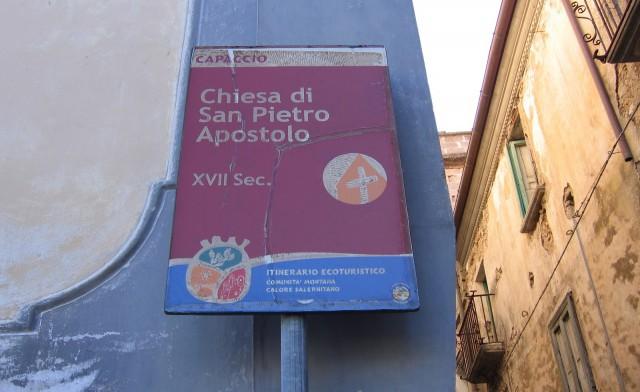 centro storico - Capaccio
