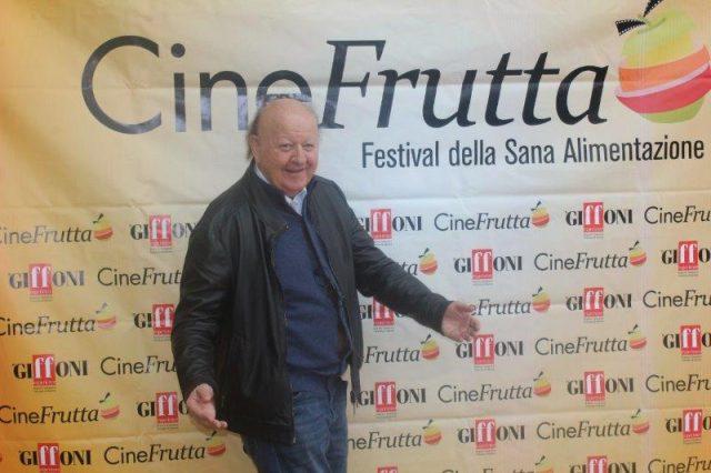 Cinefrutta 2019-Massimo Boldi