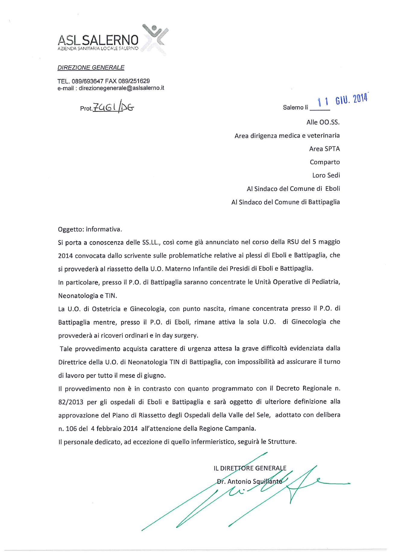 comunicazione-Squillante-Pediatria-Ostetricia-Eboli-Battipaglia.