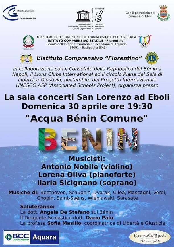 concerto Benin