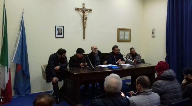 Pattisti-conferenza stampa
