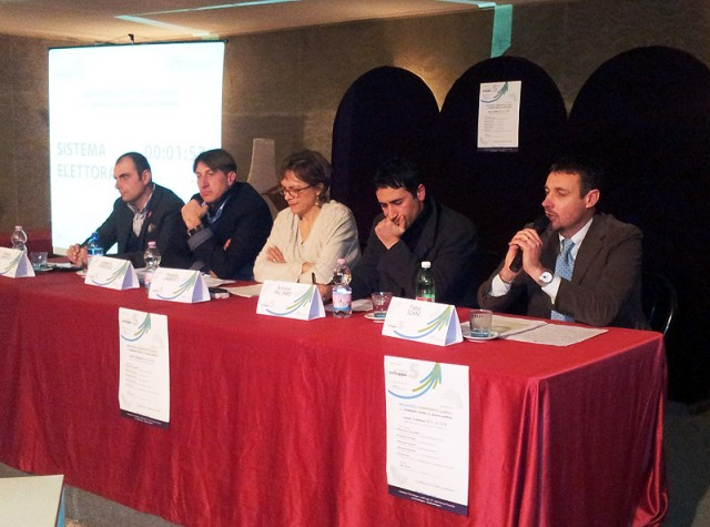 confrontocandidati_socialtennis-Campeglia-Ferrigno-Lamberti-Palumbo-Siani.