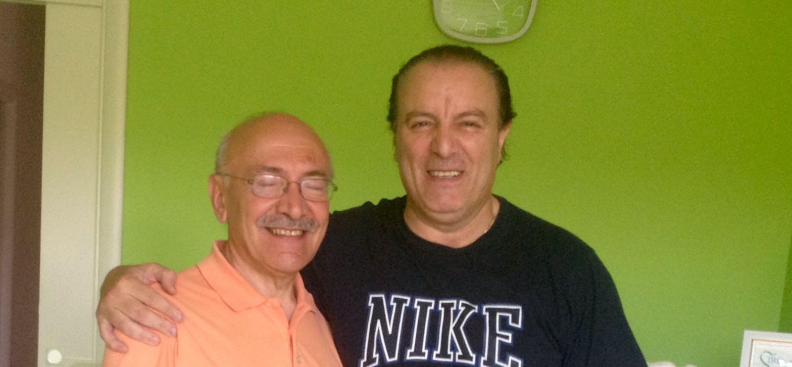 console italiano in Brasile Dott Vincenzo Russo-Giovanni Coscia