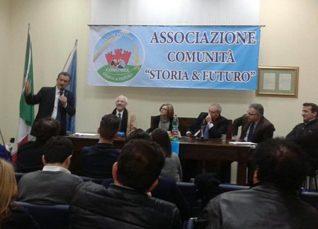 Ciotti-Pasquino-Cuozzo-Cascone-convegno Trasporti