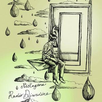 copertina disco Nicyagena Radio Disordine