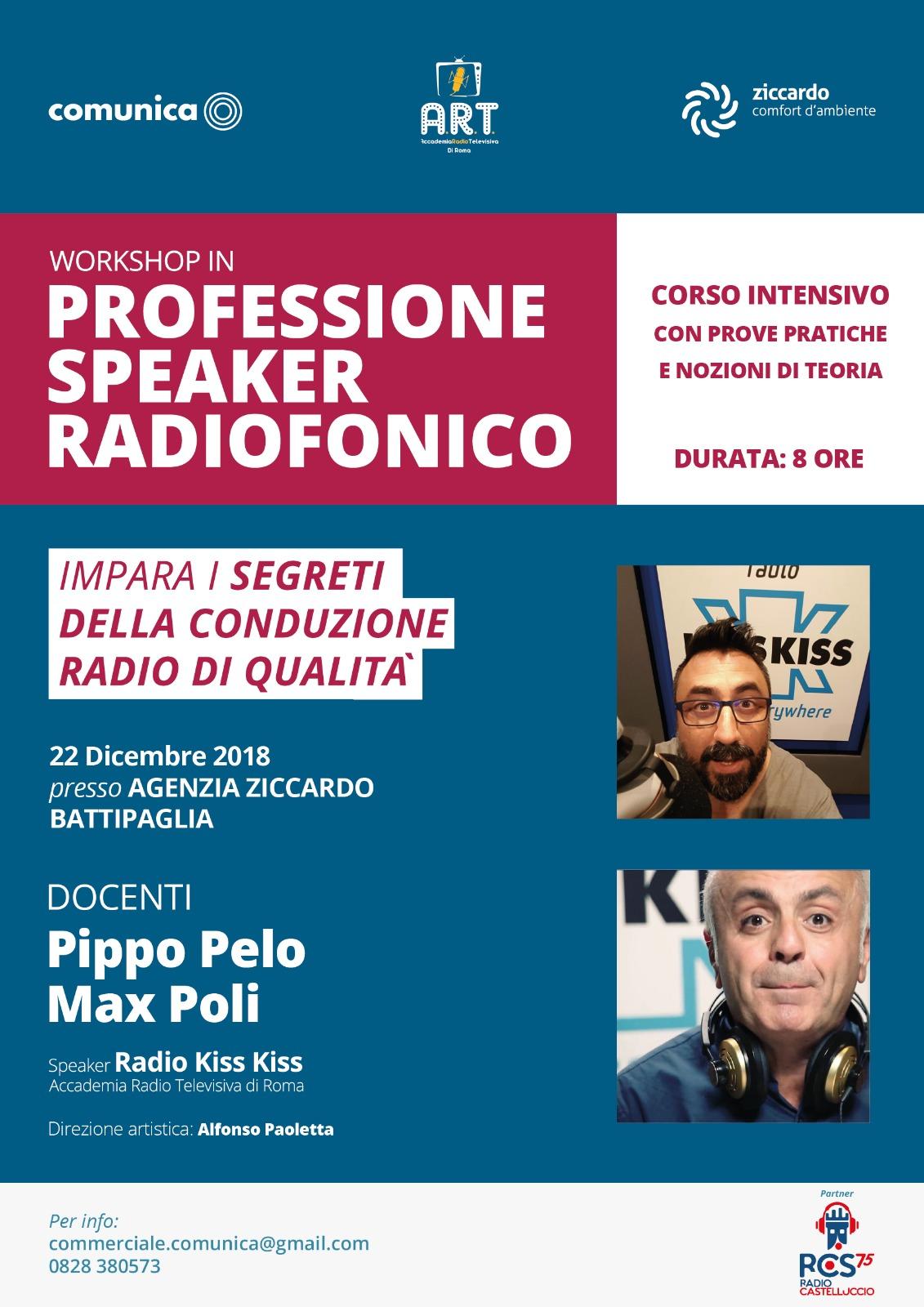 corso speaker 1