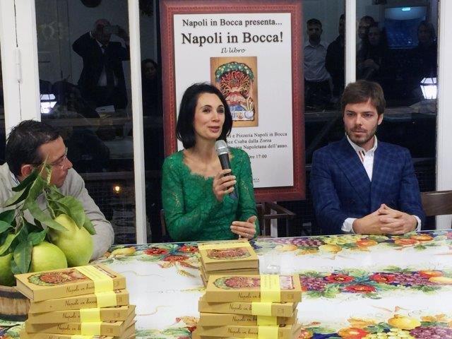 Antonio Esposito, Csaba dalla Zorza e Francesco Mondadori