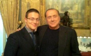 damiano cardiello - silvio Berlusconi