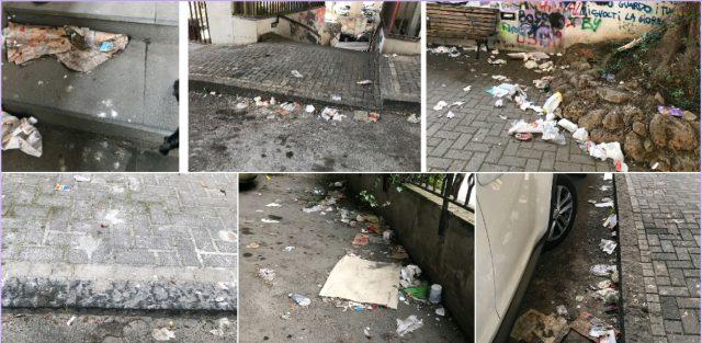 degrado e abbandono a Salerno -raccolta firme
