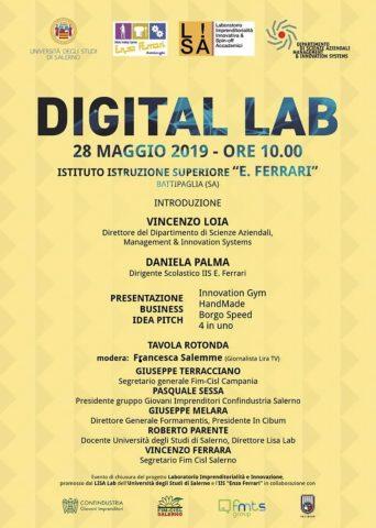 digital lab 28 maggio Ferrari