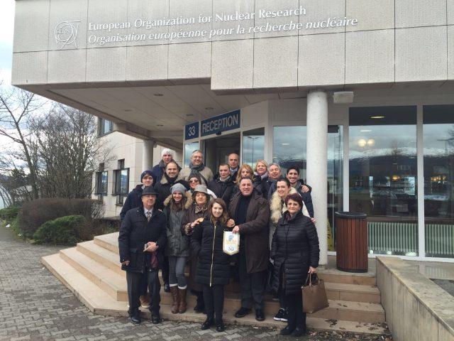 Cern-Ginevra-visita-Scuola-Fiorentino-Battipaglia